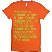 Age of Nature T-shirt