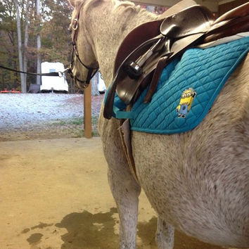 Minion Saddle Pad