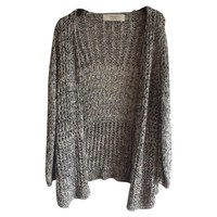 Hippie cardigan ZARA Black