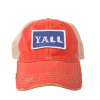 Judith March Y'all Patch Hat