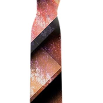 Hero Sessions IV - Cotton tie created by HappyMelvin | Print All Over Me