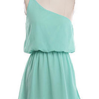 Mint Summer Dress | Mint Spring Dress - Free Shipping | BelBlvd.com