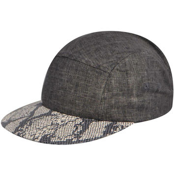 Kangol - Supre Snakeskin Adjustable Baseball Cap