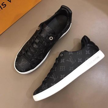Louis Vuitton Lv Trending Fashion Casual Sports Shoes