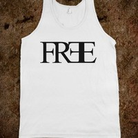 Free Tank 2 - Happy Friday