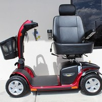 Victory Sport Scooter S710DXW - Pride Mobility 4-Wheel Midsize Scooters | TopMobility.com