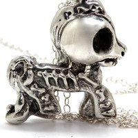 """""""My Dead Little Pony"""" Necklace by Blue Bayer Design"""