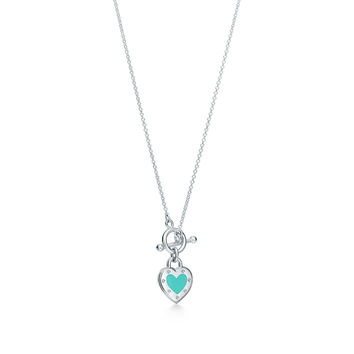 Tiffany & Co. - Return to Tiffany®:Love Heart TogglePendant