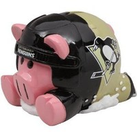 NHL Pittsburgh Penguins Action Piggy Bank