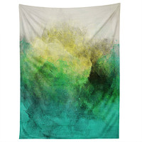 Allyson Johnson Peacock Ombre Tapestry