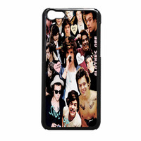 Harry Styles One Direction Collage Clothes Off iPhone 5c Case