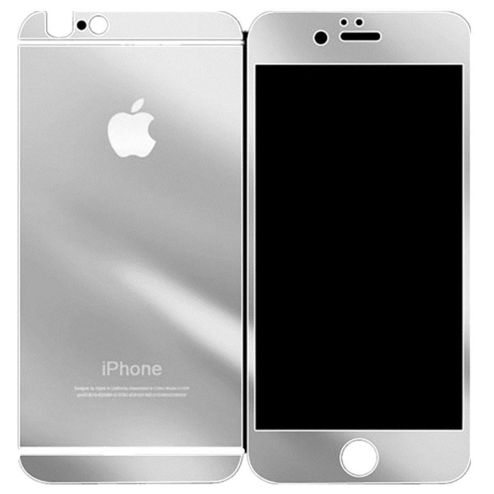 MIRRORED IPHONE PROTECTOR SILVER from Velvet Caviar  40783d31c