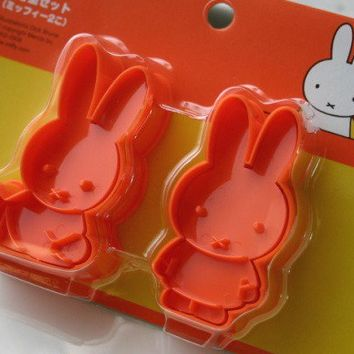 Miffy 2 Cookie cutters