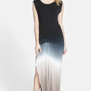 Women's Young, Fabulous & Broke 'Bryton' Ombre Maxi Dress