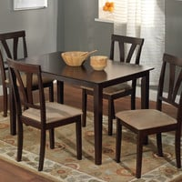 TMS Tuscan 5 Piece Dining Set