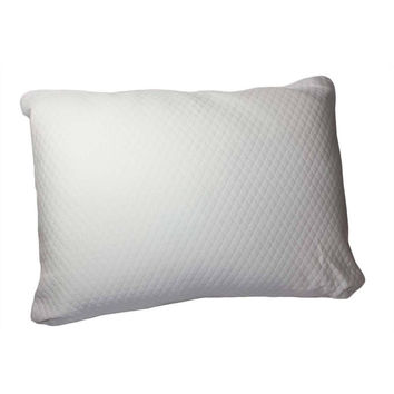 Ruya Luxe Memory Foam Firm Support Bed Pillow