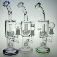 New toro Glass Bong glass bubbler water pipe oil rig with glass nail dome and bowl Water Pipes