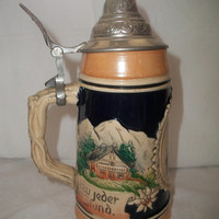 Vintage stein by original TheWalt  western germany