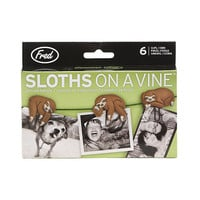 Sloths On A Vine Picture Hanger
