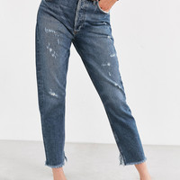 AGOLDE Jamie High-Rise Jean – Lowdown | Urban Outfitters