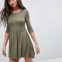Lasula Smock T-Shirt Dress at asos.com