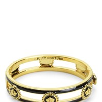 Status Coin Enamel Bangle by Juicy Couture, O/S
