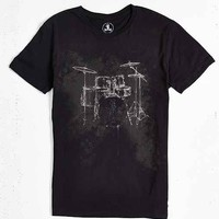 The Viper Room Drums Tee