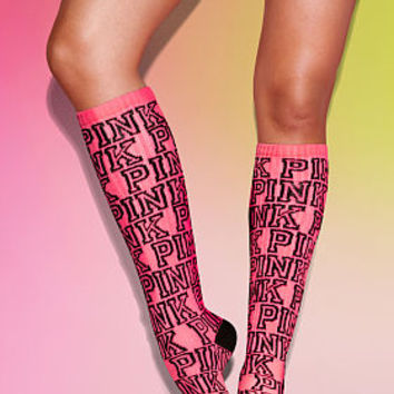 Knee High Socks Set - PINK - Victoria's Secret