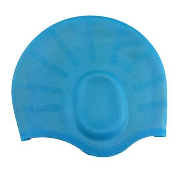 2016 New Unisex Adult Silicone Swim Swimming Hat Cap diving equipment wind surfOne Size Fit All #20