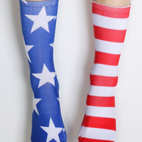 Living Royal USA Socks