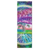 Tree of Life Blessings Yoga Mat