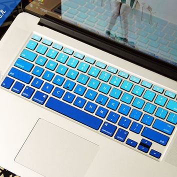 Macbook decal Macbook Keyboard Decal Macbook Pro Keyboard Skin Macbook Air Sticker apple wireless keyboard Macbook vinyl sticker