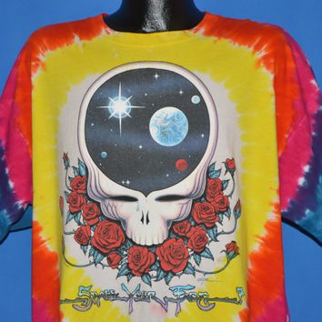 90s Grateful Dead Space Your Face t-shirt Extra Large