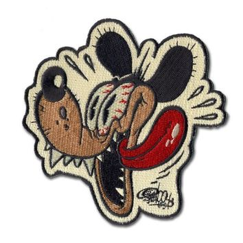 Outhouse Rat Patch