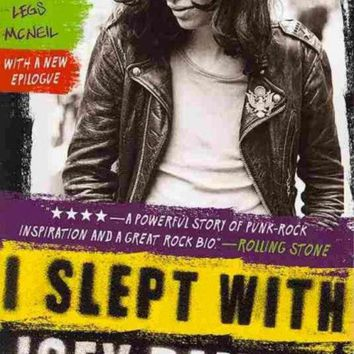 DCCKB62 I Slept With Joey Ramone: A Punk Rock Family Memoir