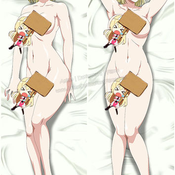 New Android 18 - Dragon Ball Z Anime Dakimakura Japanese Pillow Custom Designer StormFedeR ADC348