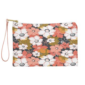 Heather Dutton Petals And Pods Lava Pouch