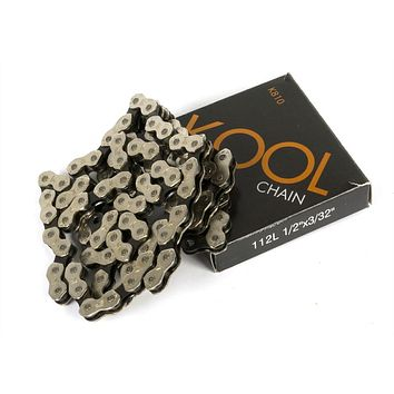 K810 3/32  KMC CHAIN SILVER/BLACK