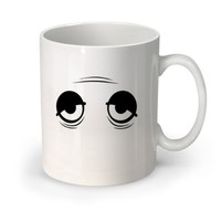 WAKE UP heat-sensitive mug