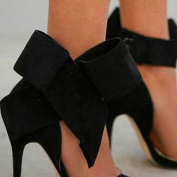 Emma Kate Bow Heels