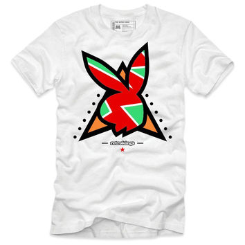 Retro Kings Clothing Playboy Hare 7's Tee