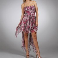 Jennifer-Ivory/Rose Homecoming Dress :: www.windsorstore.com