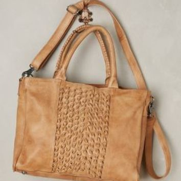 Day & Mood Liya Satchel in Brown Size: One Size Bags