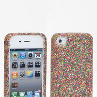 KATE SPADE RAINBOW SPRINKLES GLITTER IPHONE CASE 4/4S NEW IN BOX, SOLD OUT!!!