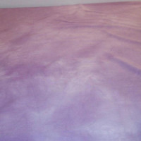 Hand Dyed Fabric -  Cotton Sateen  - Mottled Lavender - one yard - Great for Whole Cloth Quilting