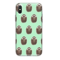 HEDGEHOG CUSTOM IPHONE CASE