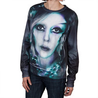 Lady Gaga - Portrait All Over Sweatshirt