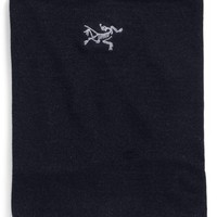 Men's Arc'teryx 'Rho' Wool Blend Neck Gaiter