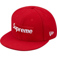 Supreme: Supreme/Gore-Tex® Box Logo New Era - Red