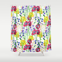 Shower Curtains Collection By Michi-me | Society6